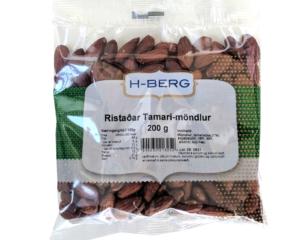 Ristaðar Tamari-möndlur